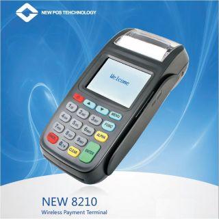 POS-терминал NEWPOS 8210 GPRS QUAD+Mifare